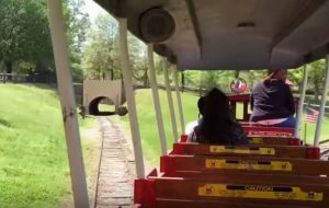 City Lake Park  Train