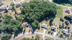 River Run Neighborhood in Reidsville North Carolina